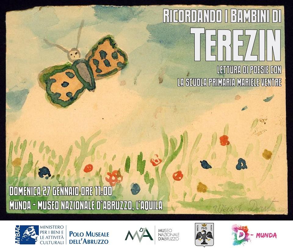 Le giovani vittime del campo di concentramento di Terezin - L ...